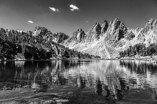 Uplift Reflection by Larry Pollock