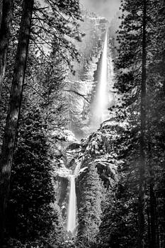 Kevin Reilly - Upper and Lower Yosemite Falls
