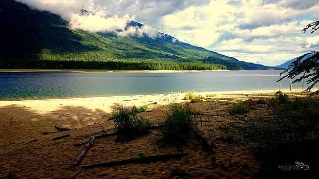 Upper Arrow Lake by Guy Hoffman