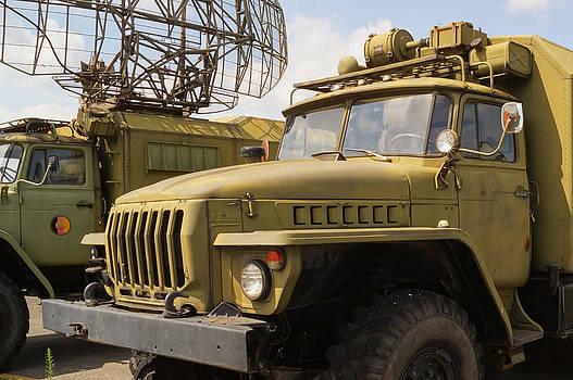 Alexander Drum - Ural Truck
