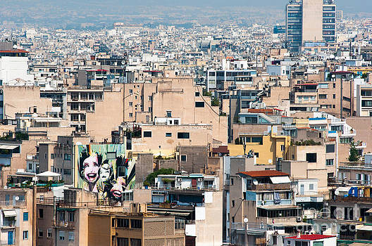Urban Athens by Andrew  Michael