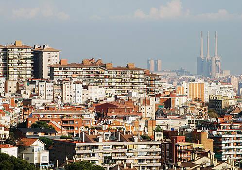 Ramunas Bruzas - Urban Barcelona