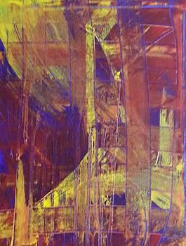 Urban energy by Tatyana Seamon