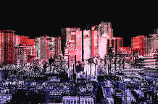 Urban Expansion in Motion by Kellice Swaggerty