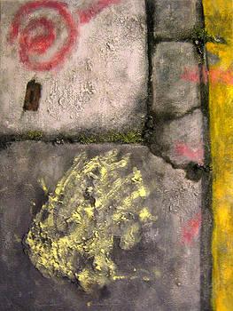 Urban Impressionism - NYC Study III by Carla E Reyes