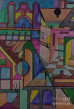 Urban life by Ainsworth Mckend