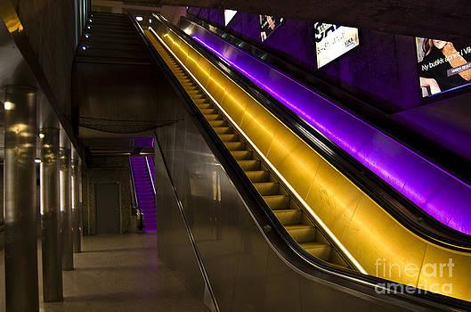 Nina Stavlund - Urban Lights..