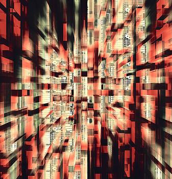 Urban Maze by Kellice Swaggerty