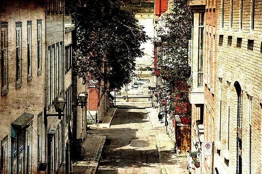Laura Carter - Urban Street Scene Alleyway Photograph