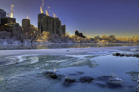 Urban Winter by Spencer Dove