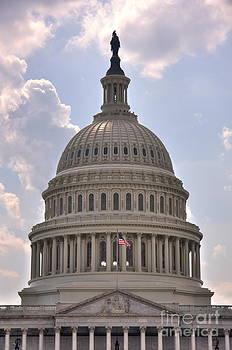 U.S. Capitol 3 by Jonathan Harper