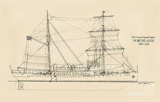 Jerry McElroy - Public Domain Image - U. S. Coast Guard Cutter Northland