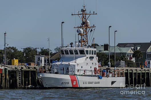 Dale Powell - US Coast Guard Yellowfin