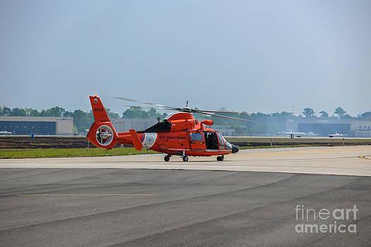Dale Powell - US Coast Gurad Helicopter