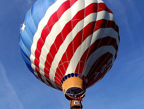 Linda Rae Cuthbertson - USA Hot Air Balloon