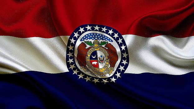 Valdecy RL - USA Missouri Flag