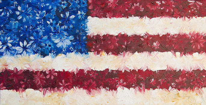 USA Proud by Melinda Cummings