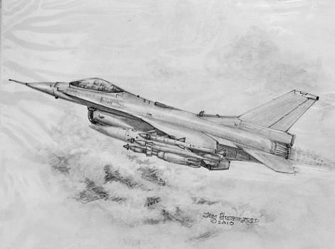 Jim Hubbard - USAF F-16 Fighting Falcon