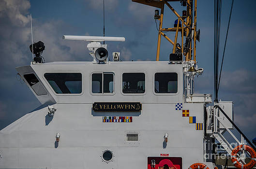 Dale Powell - USCGC Yellowfin