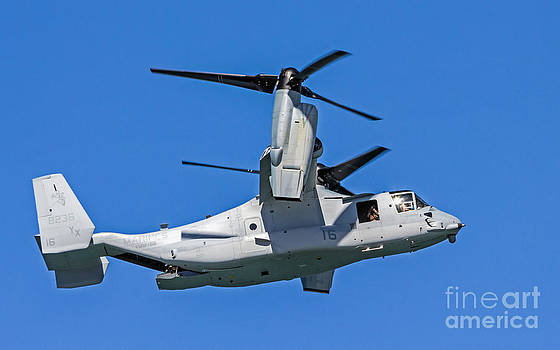 Kate Brown - USMC Osprey