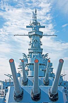Dennis Cox - USS Alabama
