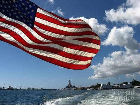 Christine Stack - USS Arizona