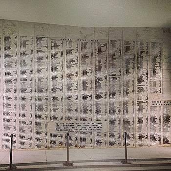 Uss Arizona Memorial by Dan Mason