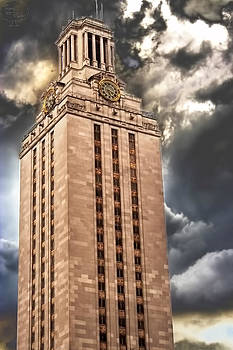 UT Tower by Tejas Prints
