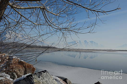 Utah Lake  by Nicole Markmann Nelson