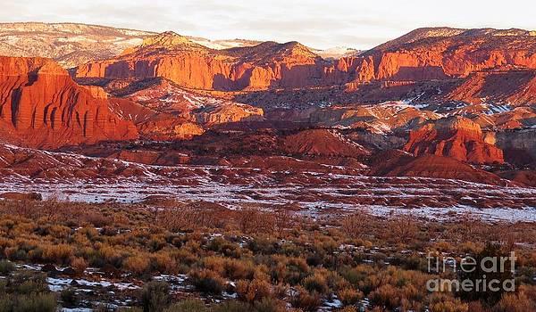 Harriet Peck Taylor - Utah Sunrise