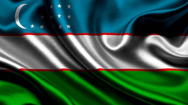 Valdecy RL - Uzbekistan Flag