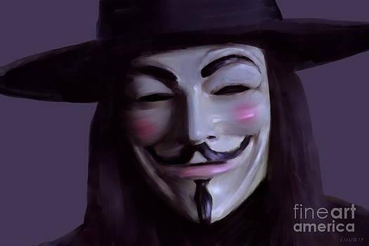 V for Vendetta by Stephen Shub