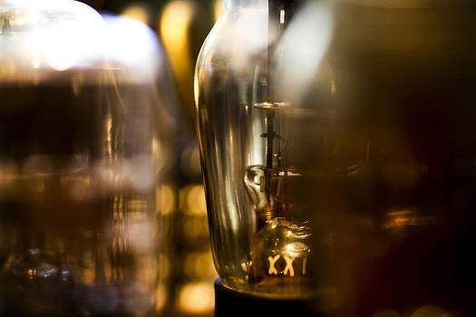 Vacuum Tube 001 by SFPhotoStore