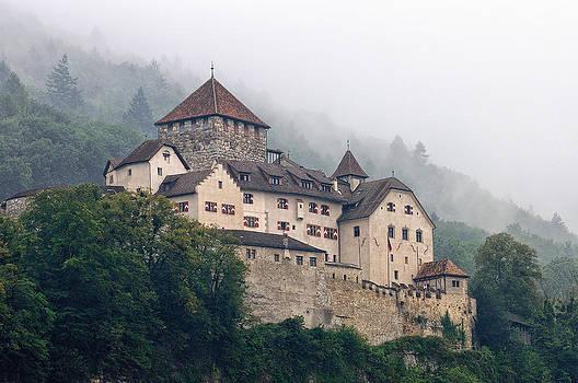 Vaduz Castle by Jordan Lye