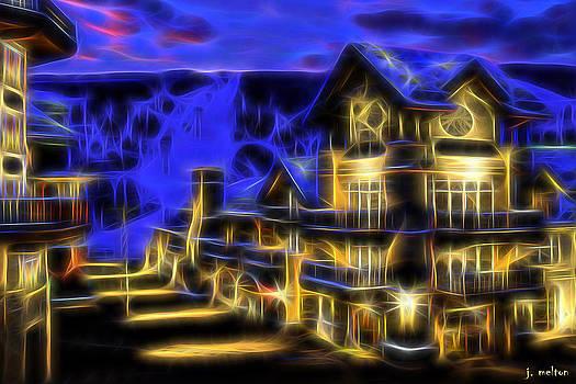 Vail Village by Jack Melton