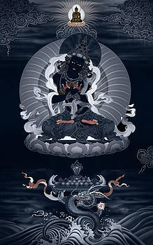 Vajradhara and the Realm Beyond All Words by Ben Christian
