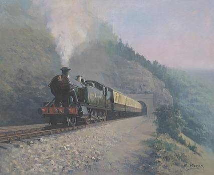 Vale of Neath Railway by Richard Picton