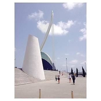 #valencia #spain #calatrava by Angelica Chico