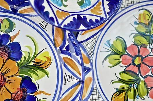 Valencias Porcelain by Kike Calvo