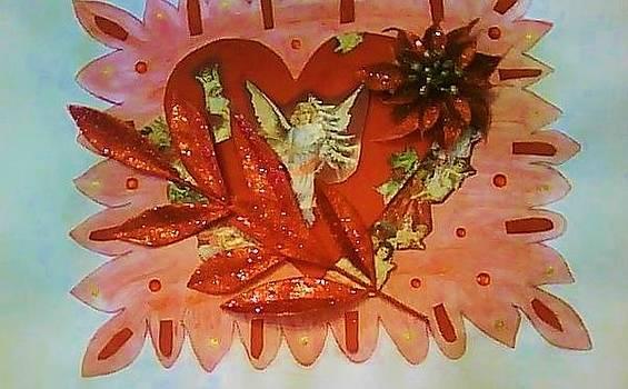 Valentine Angel by Karen Jensen