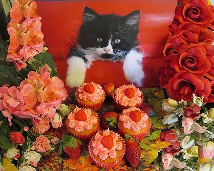 Valentine Cupcakes by Rosalie Klidies
