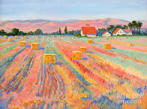 Valley Farm by Rhett Regina Owings