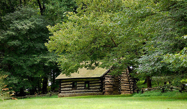Sherlyn Morefield Gregg - Valley Forge Cabin
