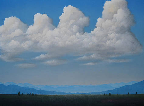 Valley by Kenneth Stockton