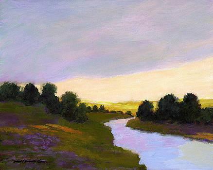 Valley Light by J Reifsnyder