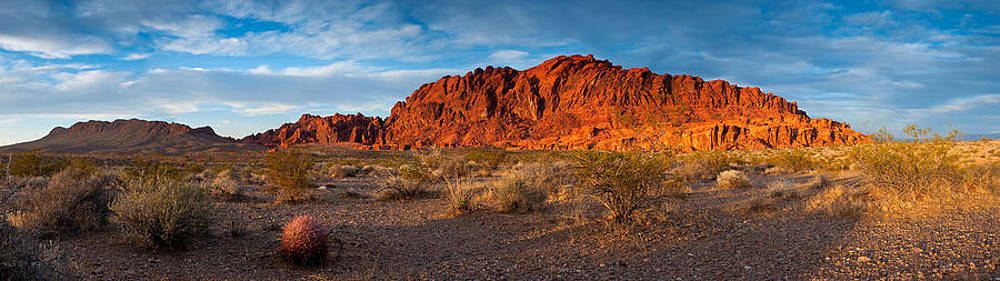 Valley of Fire by Darren Bradley