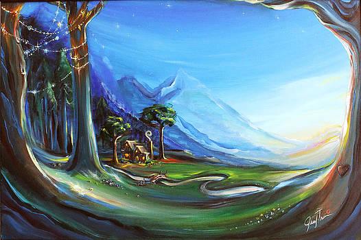 Valley of Peace by Jennifer Treece