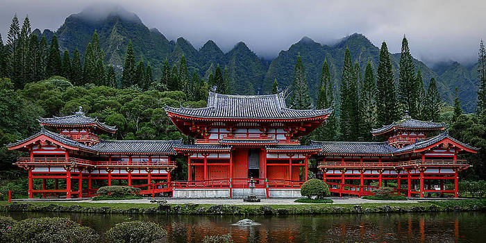 Valley of Temples by Hawaii  Fine Art Photography