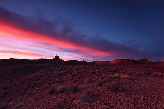 Valley of the Gods by Darryl Wilkinson