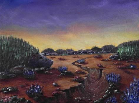 Anastasiya Malakhova - Valley of the Hedgehogs